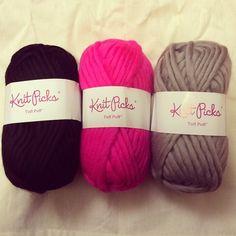 This kick-ace Tuff Puff yarn from @knit_picks will soon become a color block oversized cowl. Then I pinky swear I'm done making stuff I can't wear until the fall.  #pink #knitpicks #crochet #crochetersofinstagram #crochetlife #crochetlove #crochetaddict #crochetcurator #craft #craftlife #handmadeisbetter #handmade #handmadewithlove #diy #iloveyarn #ilovecrochet #makersgonnamake #yarnaddict #yarnlife #yarnstagram #craftsposure #minnesota #art #artist #artistsoninstagram…