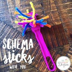Schema Sticks With You