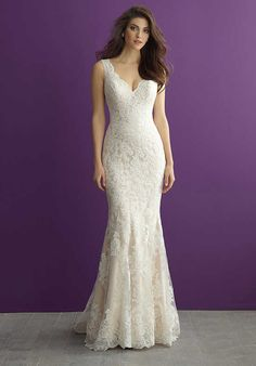 Allure Romance 2956 Wedding Dress - The Knot Bridal Dresses d5fa43868189