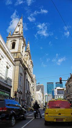 Centro da Cidade - Rio de Janeiro - Brasil