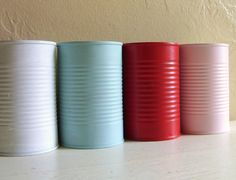 DIY craft containers - for wedding table decor?