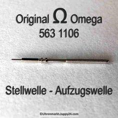 Omega Aufzugswelle Stellwelle Part Omega Aufzugswelle Stellwelle Part