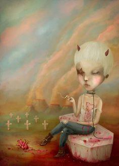 2011 by Sonya Fu, via Behance