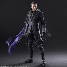 PA Kai Kingsglaive Final Fantasy XV Nyx Ulric Action Figure