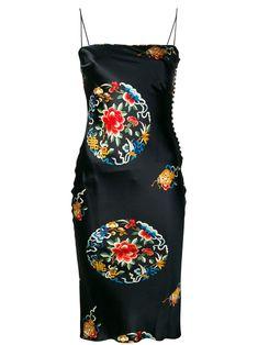 cec23ee6043d45 Shop vintage designer dresses online now at Farfetch. Find unique vintage  dresses from luxury brands