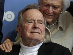Former President George H.W. Bush moved out of intensive care