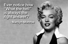 Marilyn Monroe Quotes - - Yahoo Image Search Results