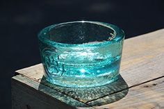 PawNosh Cubby Bowl in AQUA  100 Recycled Glass Pet Food and Water Bowl ** Check out the image by visiting the link. (This is an affiliate link and I receive a commission for the sales)