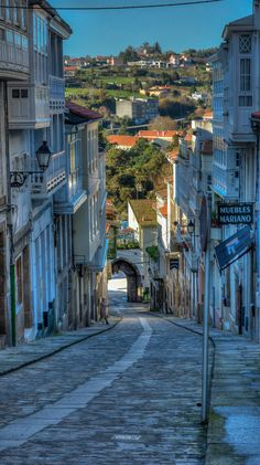 Betanzos - Galicia, Spain