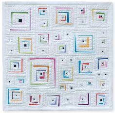 Small quilt by Lynn Carson Harris
