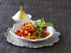 Kichererbsen-Tomaten-Curry - smarter - Kalorien: 348 Kcal - Zeit: 30 Min. | eatsmarter.de