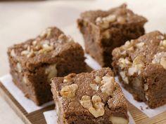 Walnuss-Brownies ist ein Rezept mit frischen Zutaten aus der Kategorie Gebäck. Probieren Sie dieses und weitere Rezepte von EAT SMARTER!