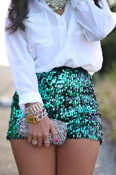 Gold sequin shorts | DNA | Pinterest | Gold sequin shorts, Sequin ...