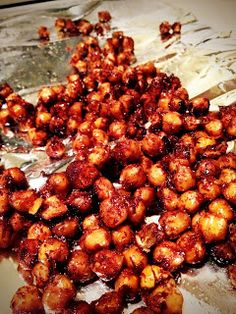 Shawn Can Blog: Cinnamon Chick peas