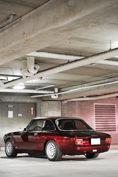 This Alfa Romeo GT 1300 Junior is for Life - Photography by Lucas Scarfone #alfa…