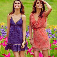 Vestidos y Blusas de las mejores marcas