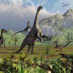 Археологи обнаружили в Австралии новый вид гигантских травоядных динозавров