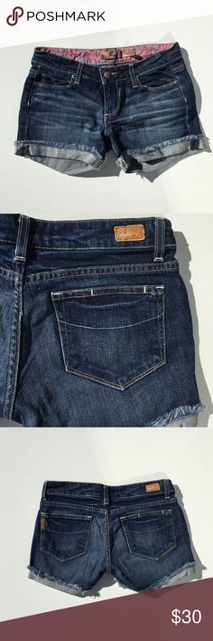 Paige Jimmy Jimmy Cutoff shorts Perfect for festivals, summer, and beyond! PAIGE Shorts Jean Shorts