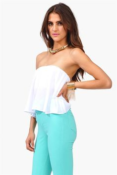 Anemone Top - Shop Necessary Clothing this Memorial Weekend & save 20% with promo code MEMORIAL20