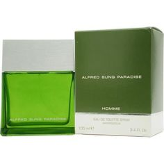 paradise edt spray 3.4 oz by alfred sung