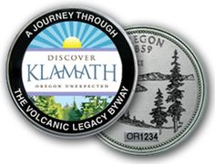 Discover Klamath Oregon Unexpected. Volcanic Legacy Scenic Byway GeoTour : Discover 8 geocaches as you explore southern Oregon. http://www.geocaching.com/adventures/geotours/volcanic-legacy-scenic-byway