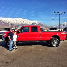 THANK YOU Eric Lawrence from Oak City Utah- 2013 Ford F350 #LiftedTruck #WattsTruck #trucks #truck #lifted