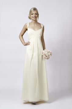 bridesmaids dress?? imagine in a lemon, or greeny colour www.maidtomeasure...