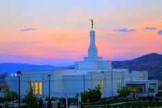 Reno Nevada Temple. Beautiful! LDS - Mormon