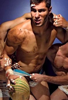by Ronaldo Gutierrez. Ronaldo, Hot Guys Eye Candy, Gay, Beefy Men, Rugby Players, Rugby League, Sport Man, Man Photo, Male Body