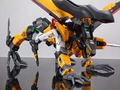 Custom Build: 1/100 ZGMF-X89S Dust Gaia Gundam - Gundam Kits Collection News and Reviews