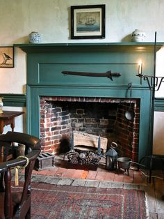 This Old House Of Ours On Pinterest Fireplaces