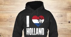 I Love Netherlands Sweatshirt from LOVE NETHERLANDS a custom product made just for you by Teespring. With world-class production and customer support, your satisfaction is guaranteed. - I Love Holland