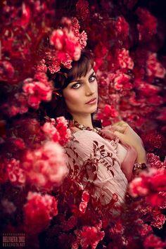 Svetlana Belyaeva Photography - retrato - retratos femininos - ensaio feminino - ensaio externo - fotografia - ensaio fotográfico - book - flores - flowers - pink