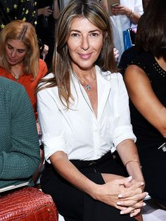 Nina Garcia's Secret for Pulling Off a Signature Look