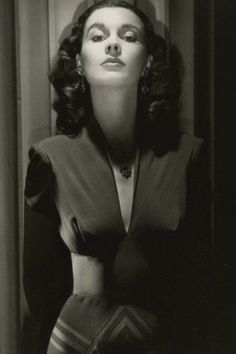 Vivian Leigh ~ where my middle name comes from