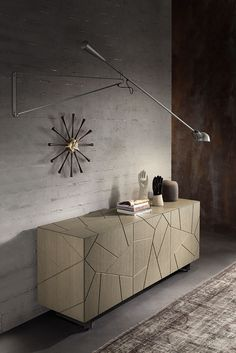 Contemporary ideas for your home! Dinning Tables And Chairs, Buffet Table Lamps, Dining Table Design, Furniture Inspiration, Interior Design Inspiration, Luxury Furniture, Furniture Design, Modern Tv Room, Muebles Living