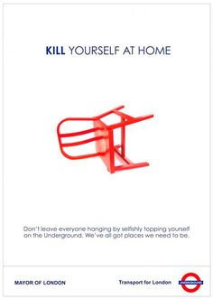 Kill yourself at home