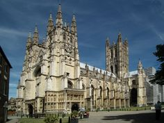 Catedral de Canterbury - http://www.absolutinglaterra.com/catedral-de-canterbury/