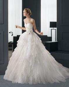 Martina vestido de novia two Rosa Clara
