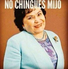 Ideas For Memes Humor Mexicano Carmen Dellorefice Humor Mexicano, Memes Humor, New Memes, Funny Memes, Carmen Dell'orefice, Funny Spanish Memes, Spanish Humor, Spanish Quotes, 9gag Funny
