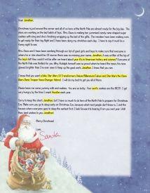 EZSantaLetters.com - Santa Letter For Everyone