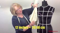 Draping a Strapless Bodice - Lesson 2 Taster Pattern Draping, Mannequin Art, Sewing Magazines, Sewing Patterns, Dot Patterns, Sewing Class, Custom Dresses, Sewing For Beginners, Sewing Hacks