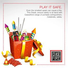 This Diwali Play it Safe!