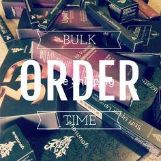 a bulk Orders Younique