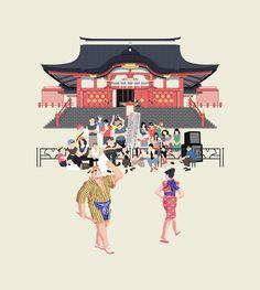 巴黎藝術家的日本假期 » ㄇㄞˋ點子