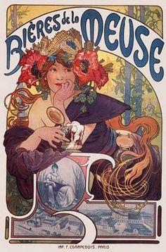 Art Nouveau = LOVE