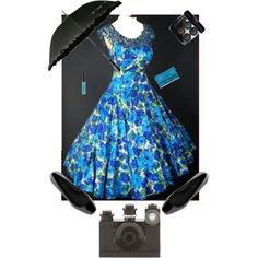Ocean Dance, created by horsieb on Polyvore