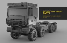 recovery concept zbrush truck part i Recovery Truck Concept Part I You can find Zbrush and more on our website Future Concept Cars, Future Car, Toyota Concept Car, Hybrids And Electric Cars, Eco Friendly Cars, Zbrush Tutorial, Tesla Motors, Car Videos, Expensive Cars