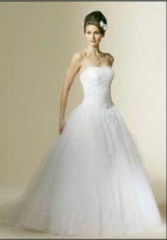 Wedding dress shape I love