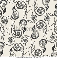 http://image.shutterstock.com/display_pic_with_logo/249211/249211,1243570443,3/stock-vector-shell-pattern-31115002.jpg